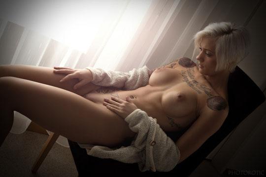 【外人】美しい素肌にタトゥーを施す美女達のポルノ画像 1317