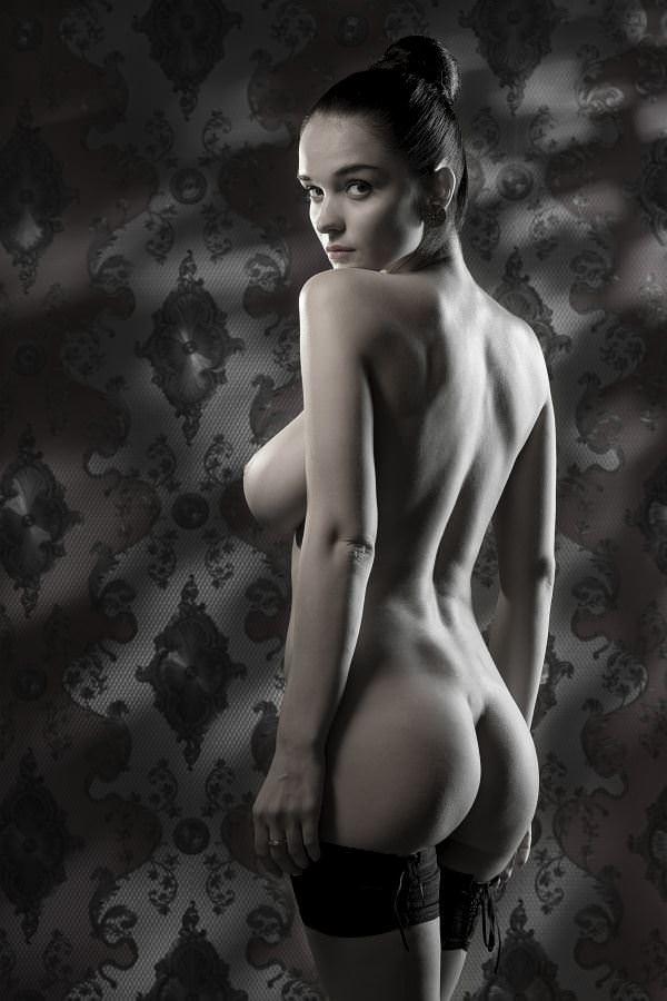 【外人】エヴァ・グリーン激似のJenya Dのおっぱいポルノ画像 1637