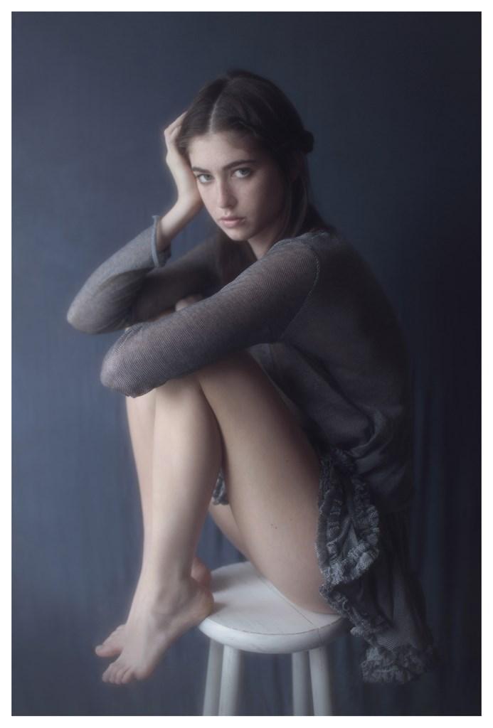 【外人】天才写真家ヴィヴィアン・モクが天使の美少女を写し出すポルノ画像 2017