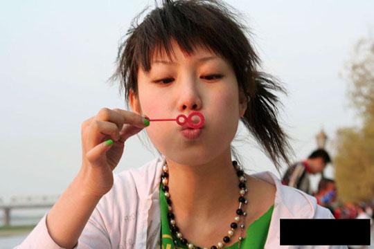 【外人】中国人の童顔ロリ顔美少女の张筱雨(チャンシャオユー)がおっぱいとおまんこ晒すポルノ画像 289