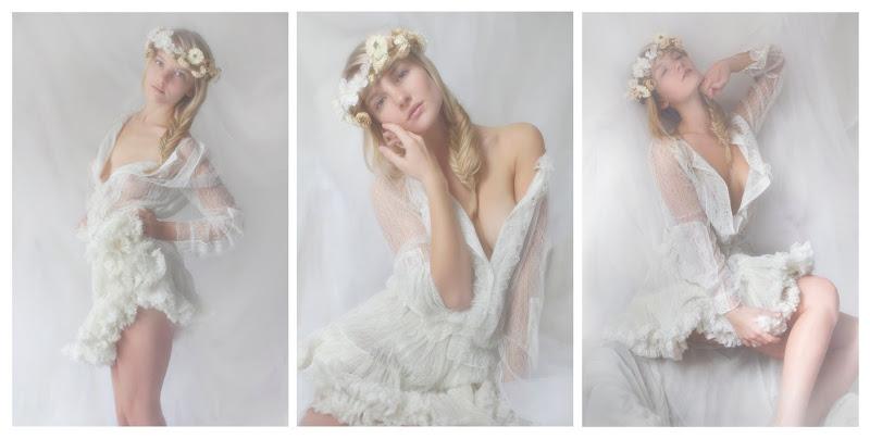 【外人】美しい妖精のような華やかさで魅了する白人美少女のポルノ画像 320