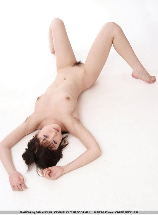 【外人】中国人の童顔ロリ顔美少女の张筱雨(チャンシャオユー)がおっぱいとおまんこ晒すポルノ画像 3214