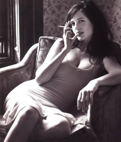 【外人】美しすぎるエヴァ・グリーン(eva green)が映画の中でおまんこ見せてるポルノ画像 3410
