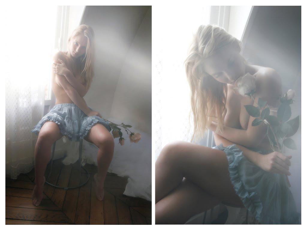 【外人】美しい妖精のような華やかさで魅了する白人美少女のポルノ画像 519