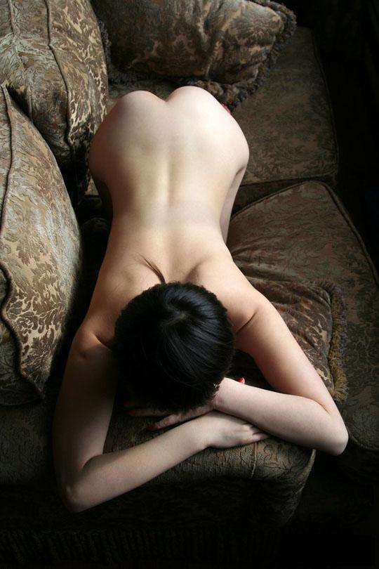 【外人】中国人の童顔ロリ顔美少女の张筱雨(チャンシャオユー)がおっぱいとおまんこ晒すポルノ画像 634