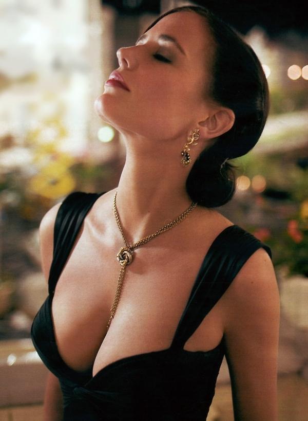 【外人】美しすぎるエヴァ・グリーン(eva green)が映画の中でおまんこ見せてるポルノ画像 837