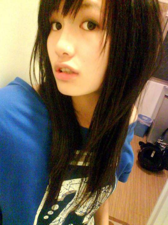 【外人】台湾人美少女の泡泡(パオパオ)が可愛すぎて勃起しちゃう自画撮りポルノ画像 1064