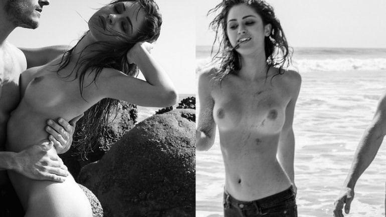 【外人】写真家クリス·新谷によるJehane Gigi Paris(ジハーン ジジ パリス)のモノクロセクシーヌードポルノ画像 11082