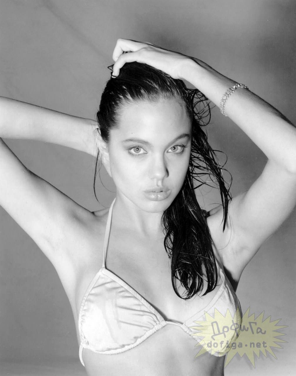 【外人】世界トップレベルの美女アンジェリーナ·ジョリー(Angelina Jolie)のポルノ画像 11218