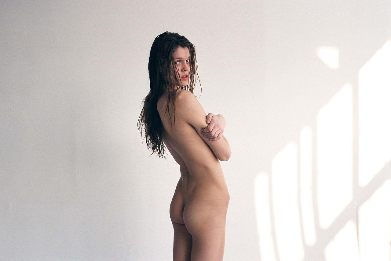 【外人】アメリカ人モデルの超絶美女リベカ・アンダーヒル(Rebekah Underhill)のフルヌードポルノ画像 11257