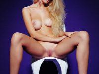 【外人】ウクライナ超絶美女のジェニファー·マッケイ(Jennifer Mackay)が美巨乳晒すポルノ画像