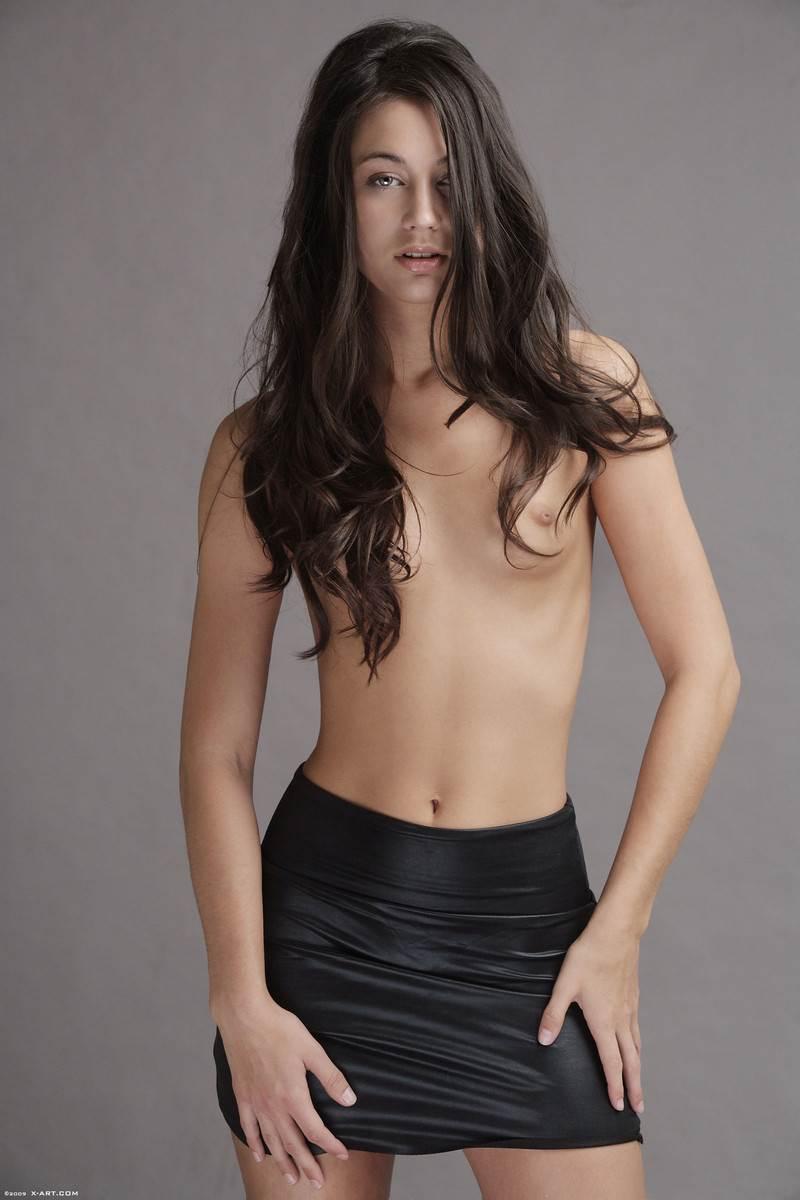 【外人】貧乳おっぱいだけど美しいお尻のジョージア(Georgia)のレズセックスポルノ画像 12123