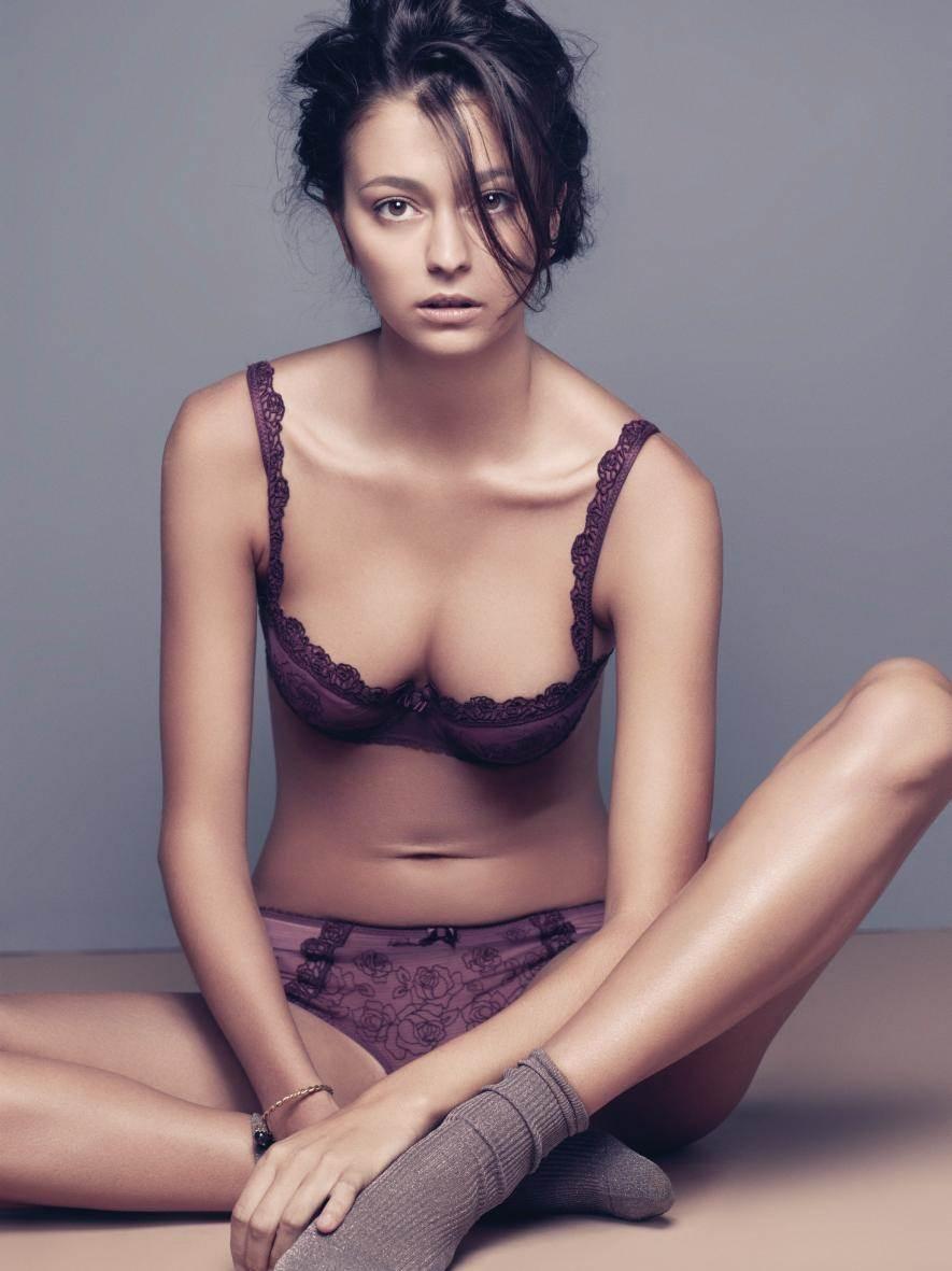 【外人】世界のトップモデルのモルガン・デュブレ(Morgane Dubled)のセクシー下着ポルノ画像 12159