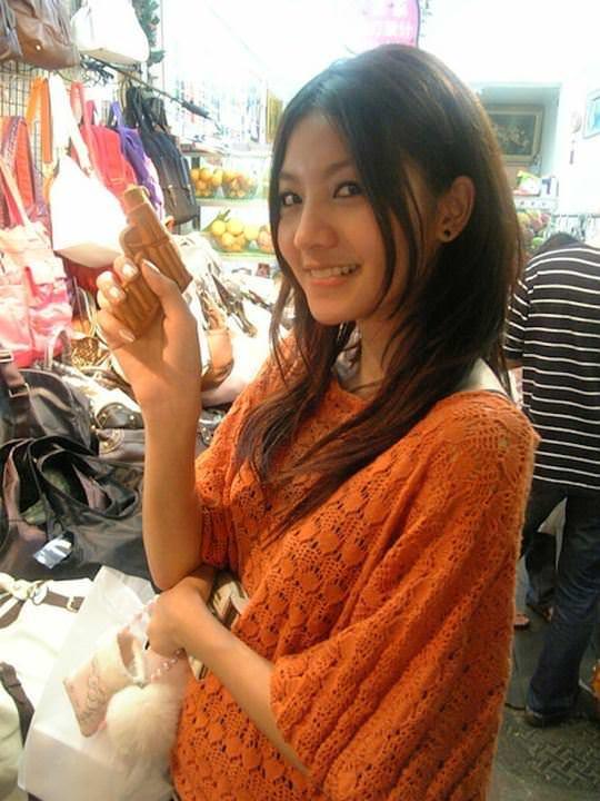 【外人】台湾美女マギー・ウー(吳亞馨)が彼氏とのハメ撮りが流出したポルノ画像 12248