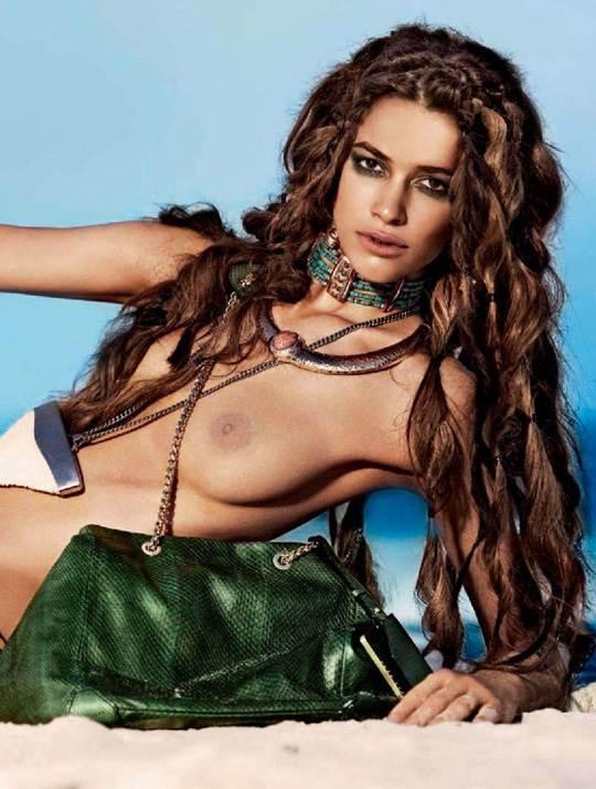 【外人】フランス人美女モデルのルイーズ・ド・シェヴィニー(Louise de Chevigny)のヌードポルノ画像 1232