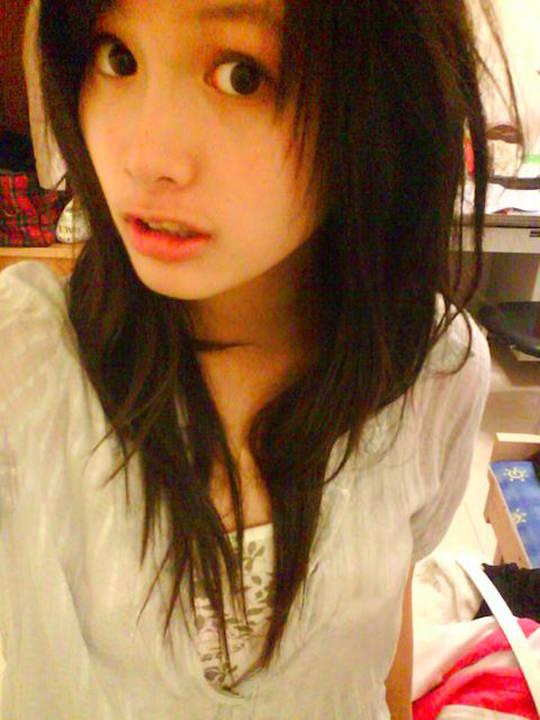 【外人】台湾人美少女の泡泡(パオパオ)が可愛すぎて勃起しちゃう自画撮りポルノ画像 1260