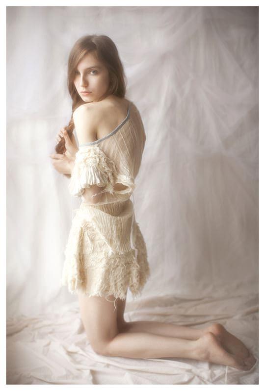 【外人】北欧の女神のような美女たちが芸術的に撮影されるポルノ画像 13160
