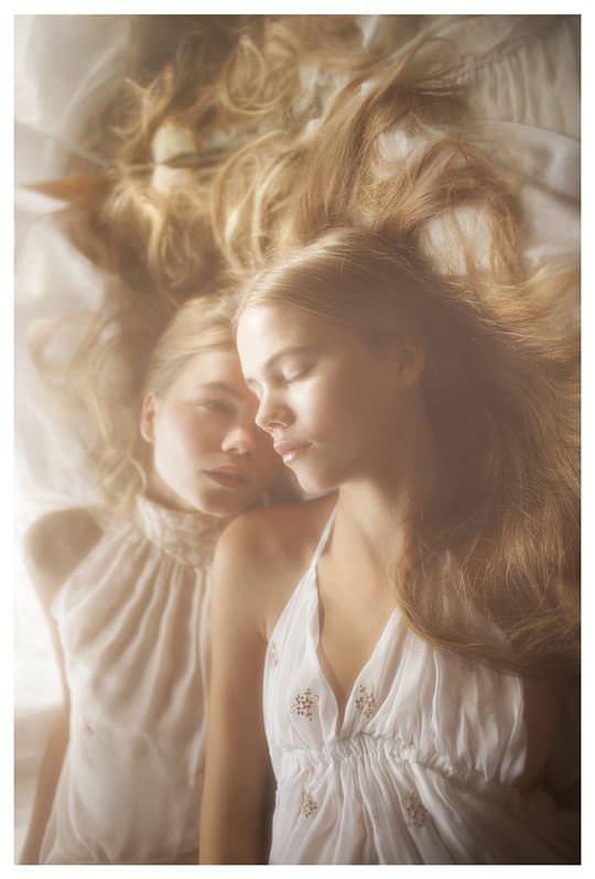【外人】北欧の女神のような美女たちが芸術的に撮影されるポルノ画像 14152