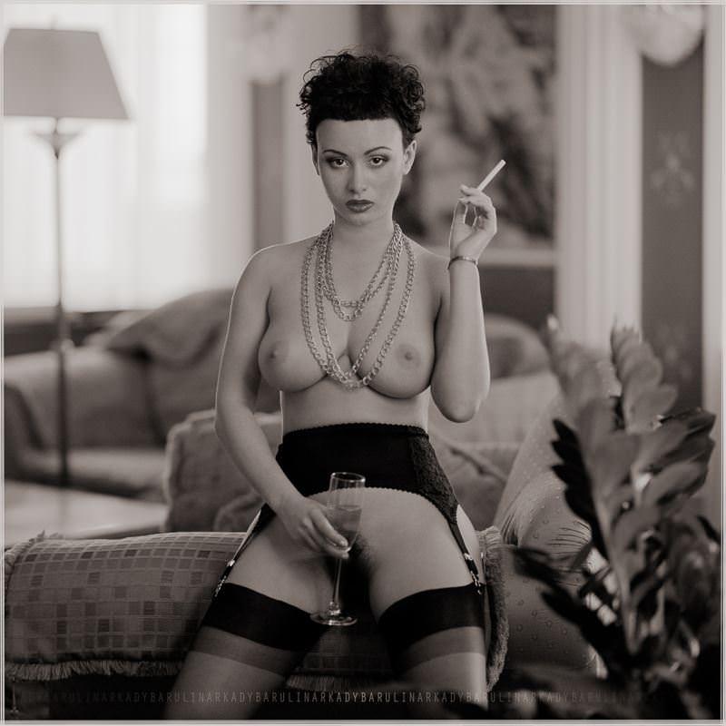 【外人】ロシアの写真家Arkady Barulin芸術的におっぱいを撮影するポルノ画像 14188
