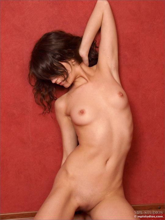 【外人】まるで作り物の様に綺麗な裸をしている白人美女たちのポルノ画像 1461