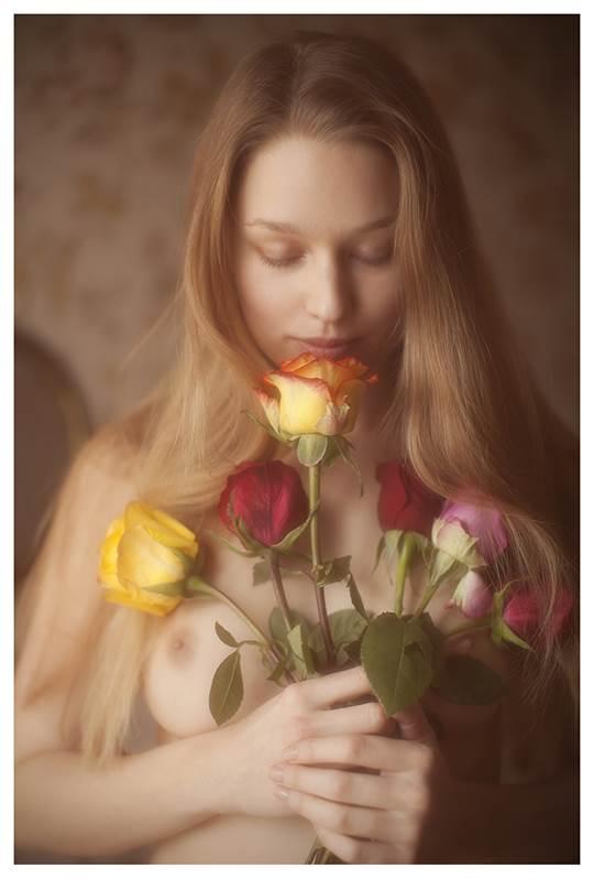 【外人】芸術的美しさを感じる美少女たちのセミヌードポルノ画像 1496