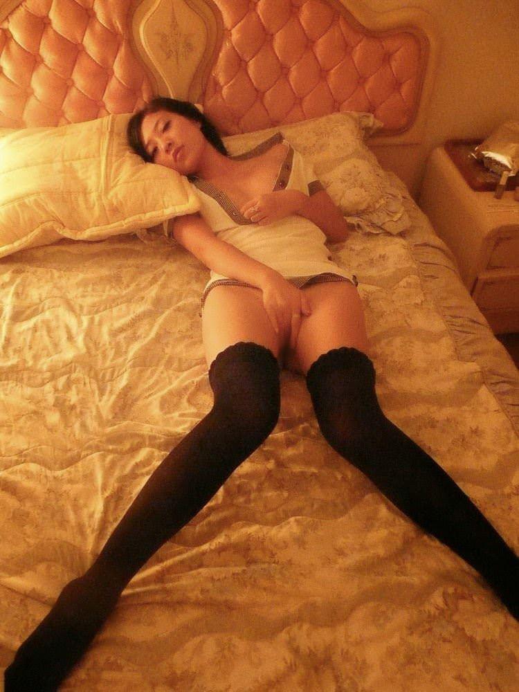 【外人】中国のセクシー美女がオナニー姿を自画撮りネット公開してるポルノ画像 16203