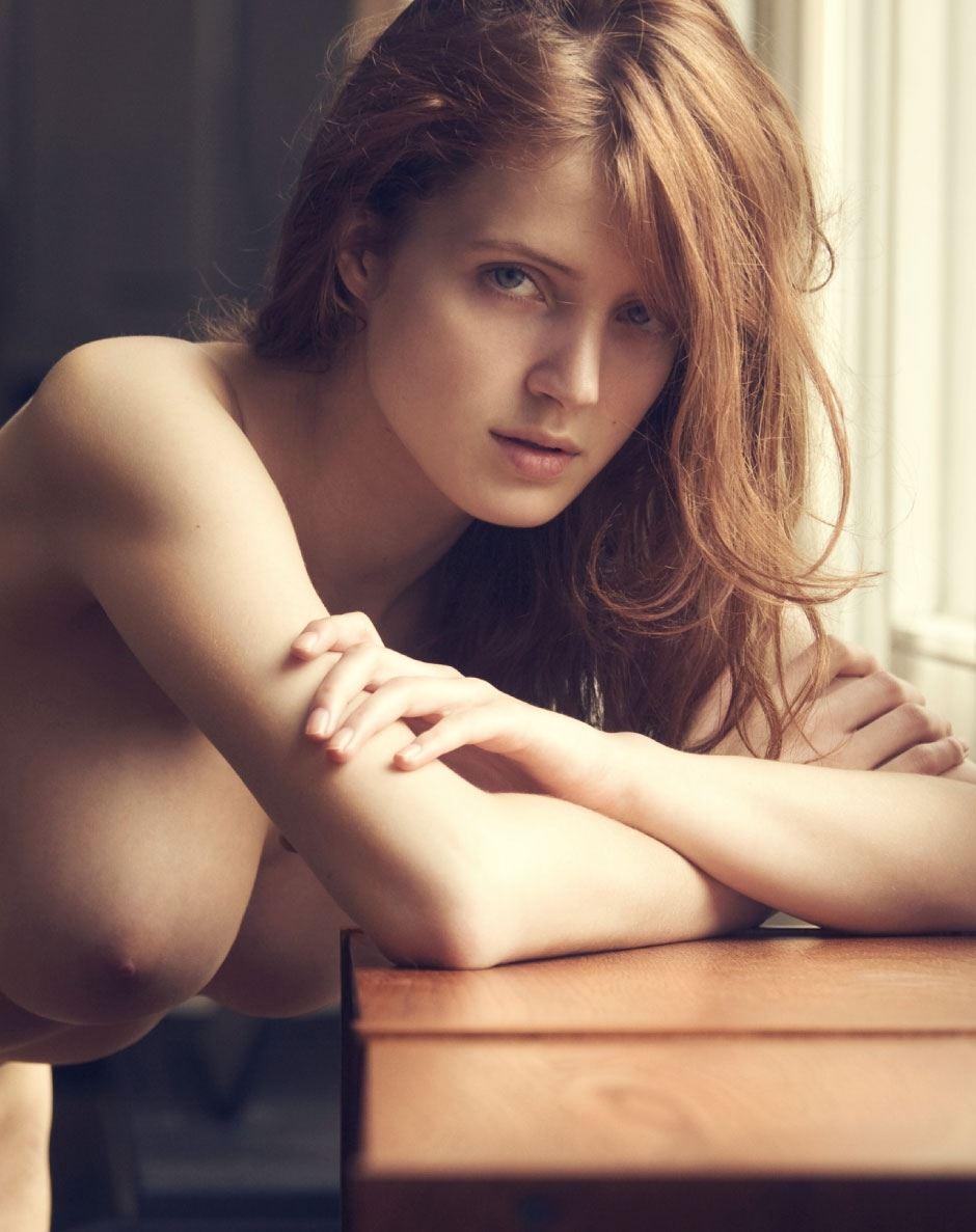 【外人】顔面だけで抜けるレベルのベルギーモデルのファニー・フランソワ(Fanny Francois)の美乳おっぱいポルノ画像 168