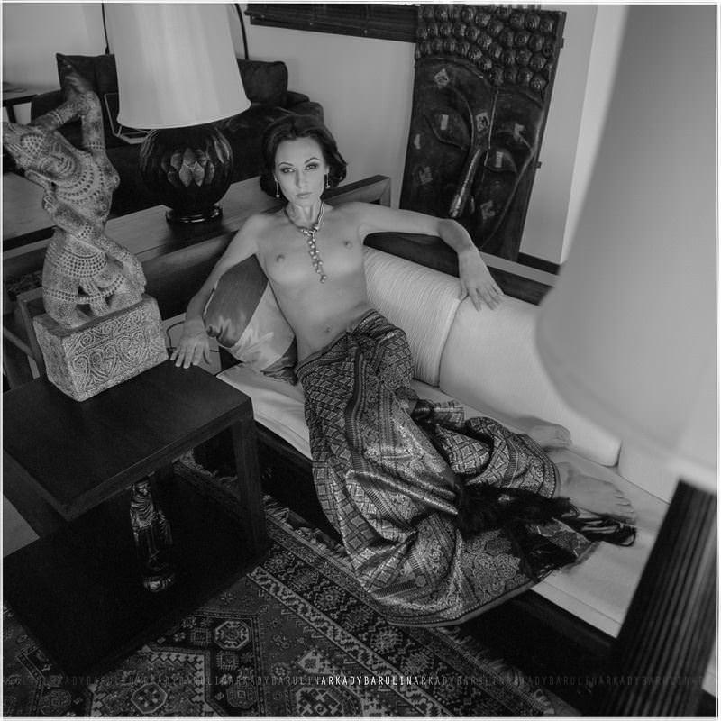 【外人】ロシアの写真家Arkady Barulin芸術的におっぱいを撮影するポルノ画像 17164