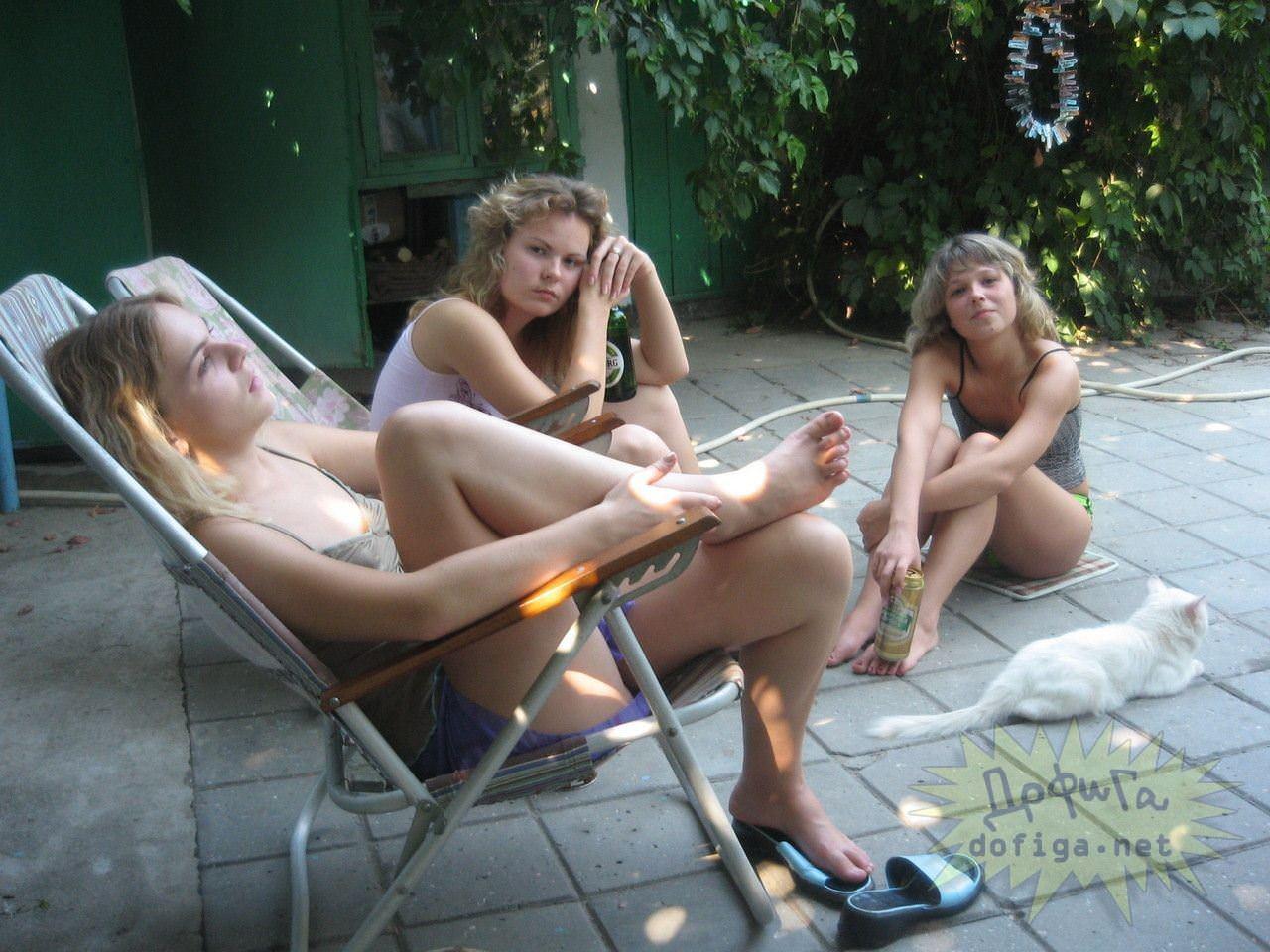 【外人】ロシア人の貧乳おっぱい美少女がクリミア半島旅行中に撮影したフルヌードポルノ画像 18128