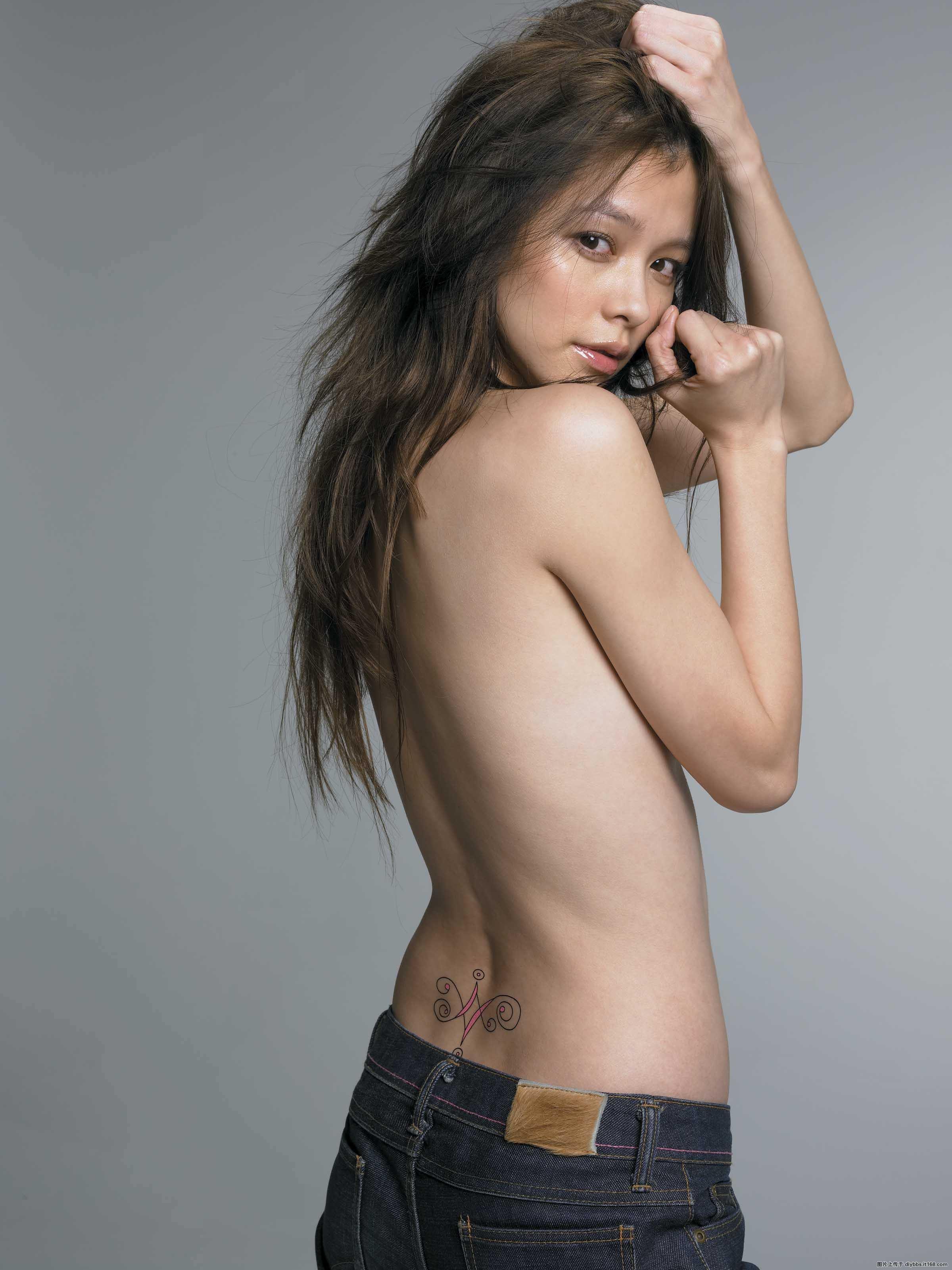【外人】台湾人のビビアン・スーが歳取ってもめっちゃ可愛いヘアヌードポルノ画像 1905