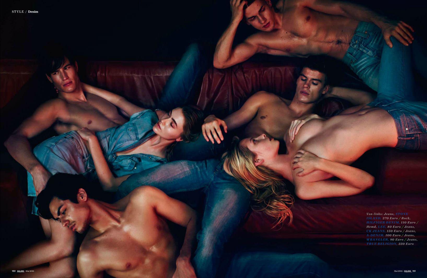 【外人】オランダアムステルダム出身のディオニ・タバーズ(Dioni Tabbers)が美乳おっぱいで挑発するポルノ画像 1974