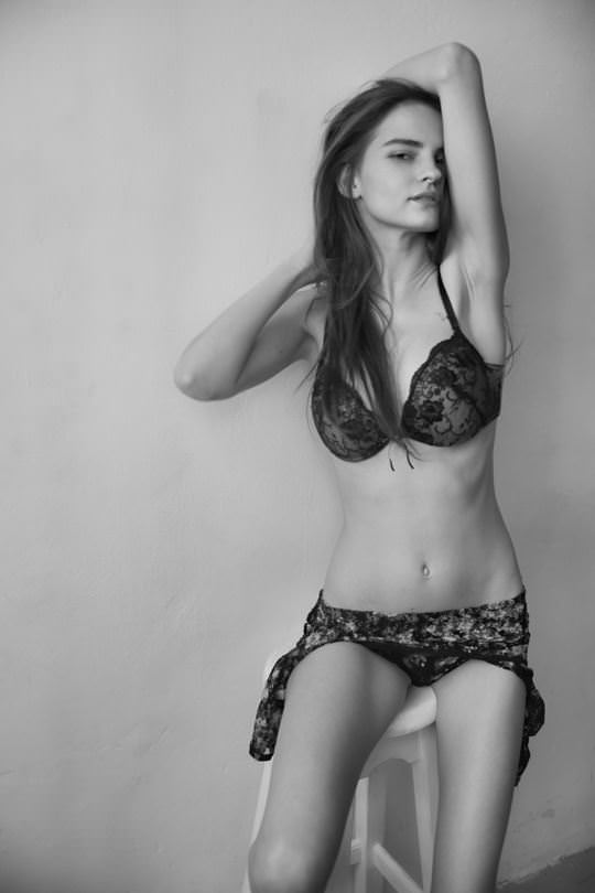 【外人】無名のファッションモデルが世界レベルで可愛いポルノ画像 2052