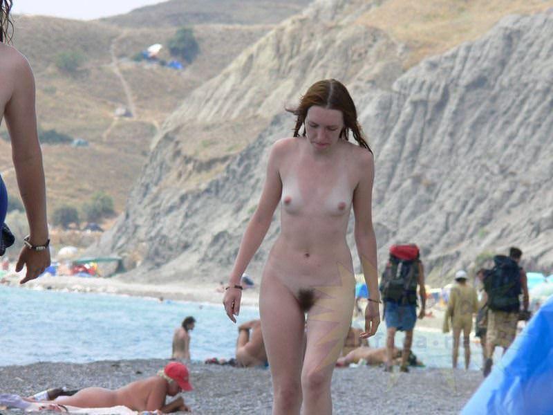 【外人】美女が多すぎる素人ロシア人ヌーディストビーチのポルノ画像 2092