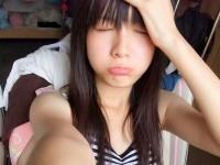 【外人】台湾人美少女の泡泡(パオパオ)が可愛すぎて勃起しちゃう自画撮りポルノ画像