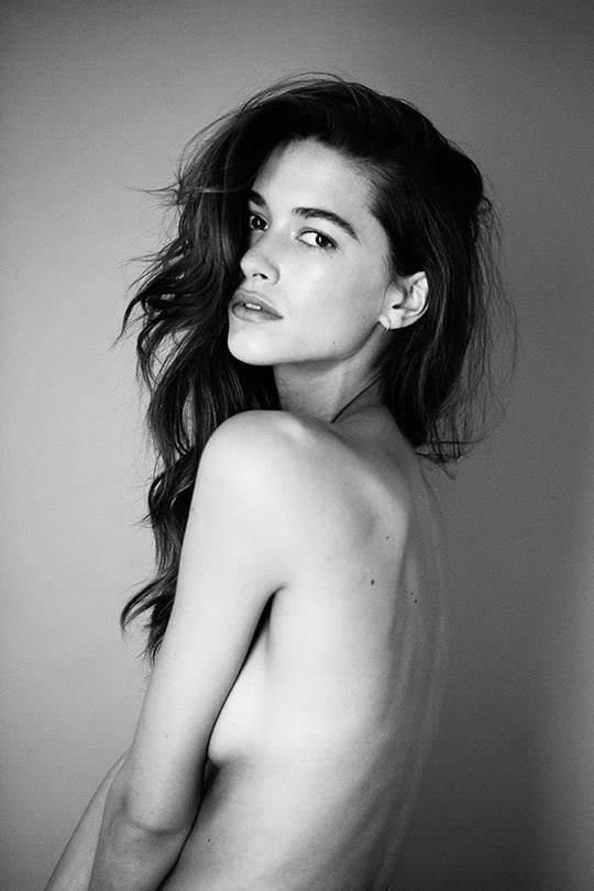【外人】フランス人美女モデルのルイーズ・ド・シェヴィニー(Louise de Chevigny)のヌードポルノ画像 2219