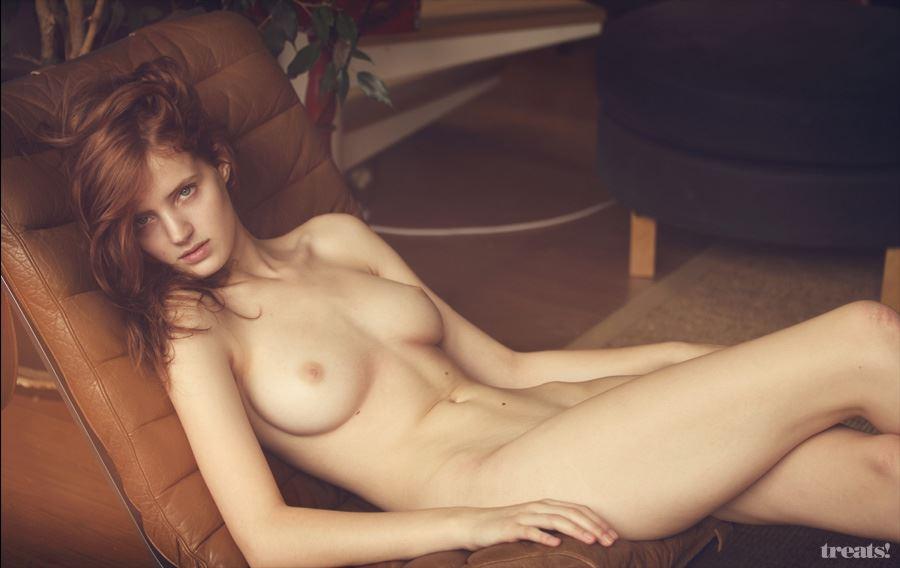 【外人】顔面だけで抜けるレベルのベルギーモデルのファニー・フランソワ(Fanny Francois)の美乳おっぱいポルノ画像 228