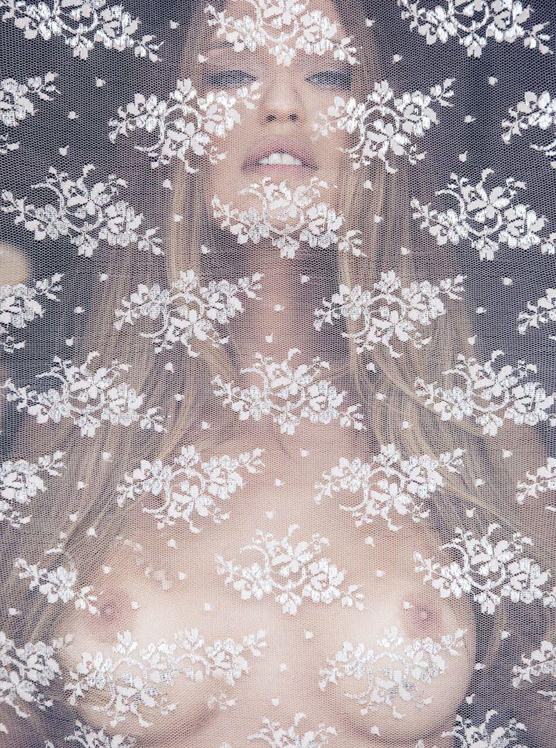 【外人】プレイボーイに掲載のビアンカ・バルティ(Bianca Balti)の芸術的露出フルヌードのポルノ画像 2306
