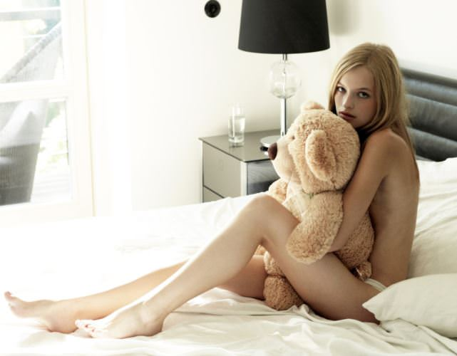 【外人】ポーランド出身の超絶美少女ポーラ・クリムチャック(Paula Klimczak)の可憐なポルノ画像 2374