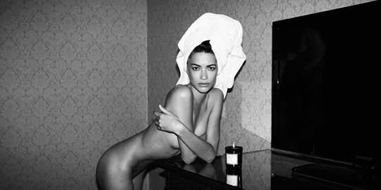 【外人】フランス人美女モデルのルイーズ・ド・シェヴィニー(Louise de Chevigny)のヌードポルノ画像 2415