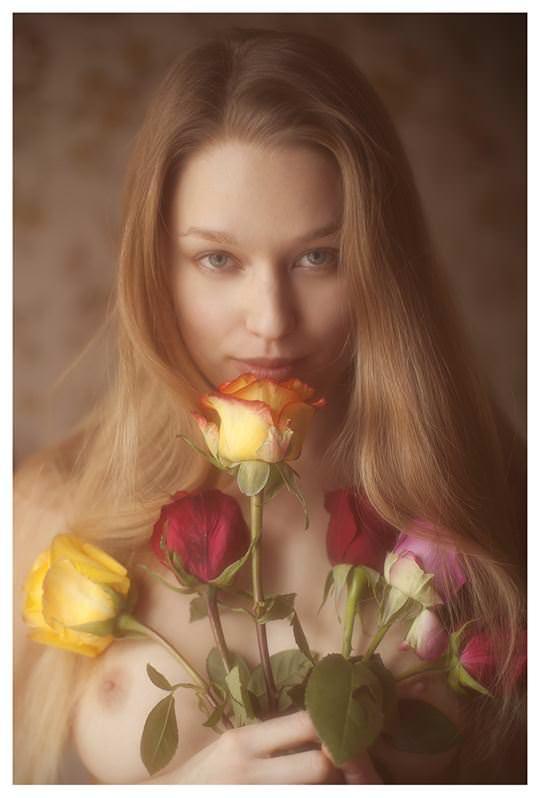【外人】欧州の美少女たちが完全に天使なセミヌードポルノ画像 2433
