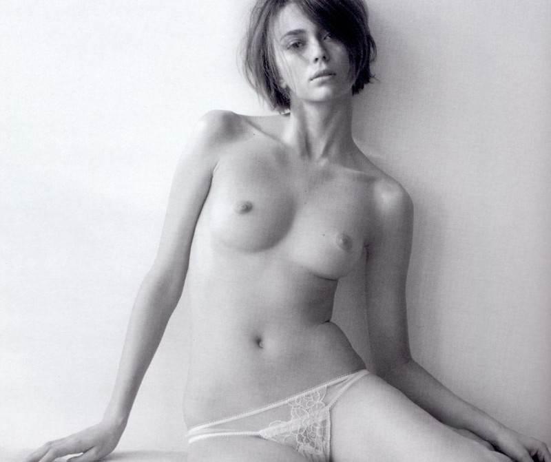 【外人】世界のトップモデルのモルガン・デュブレ(Morgane Dubled)のセクシー下着ポルノ画像 2478