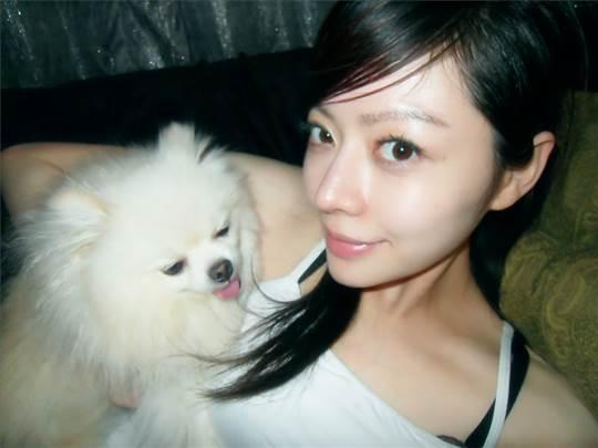 【外人】貧乳おっぱい顔の台湾出身タレント韓雨恩(ハンユン)のエロ可愛いポルノ画像 2485