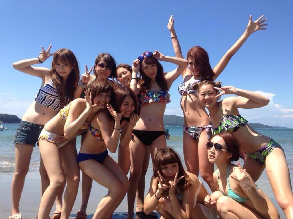 【外人】海外美少女たちのセクシービキニのポルノ画像 25113