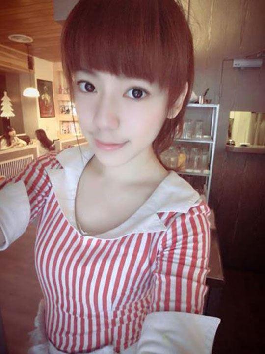 【外人】整形改造人間になった韓国人美少女たちの自画撮りポルノ画像 253