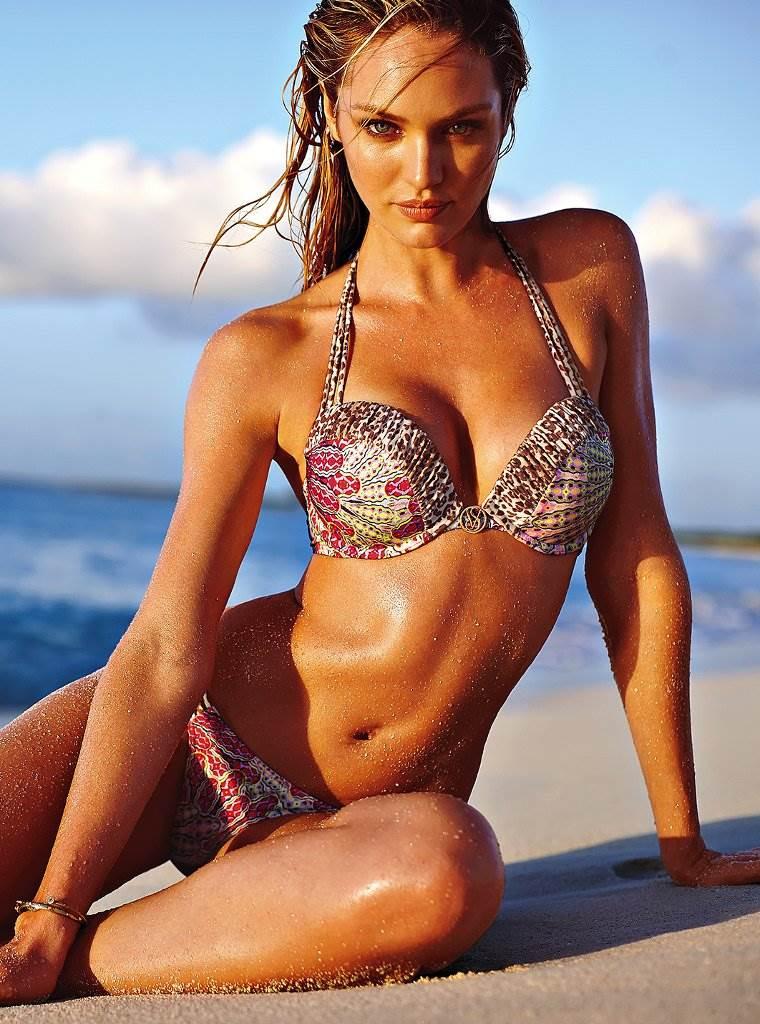 【外人】南アフリカ出身のキャンディス・スワンポール(Candice Swanepoel)がブロンドヘアーをなびかせるセクシーポルノ画像 2532