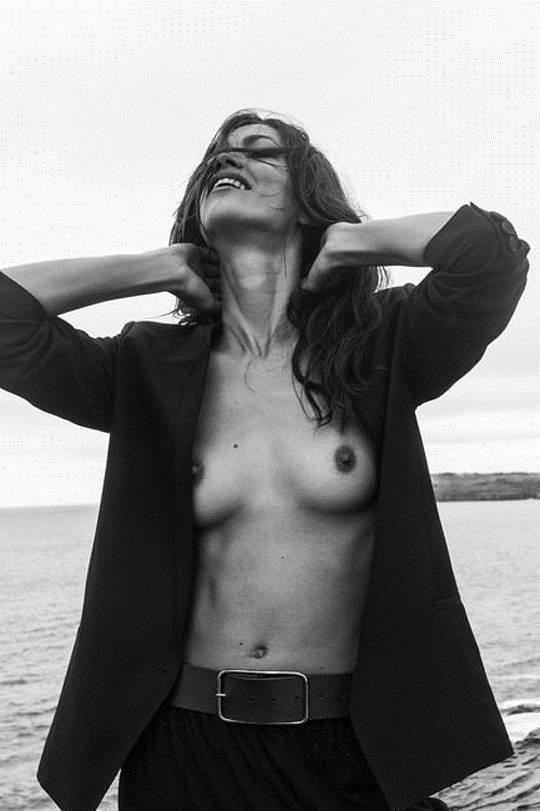 【外人】フランス人美女モデルのルイーズ・ド・シェヴィニー(Louise de Chevigny)のヌードポルノ画像 2710