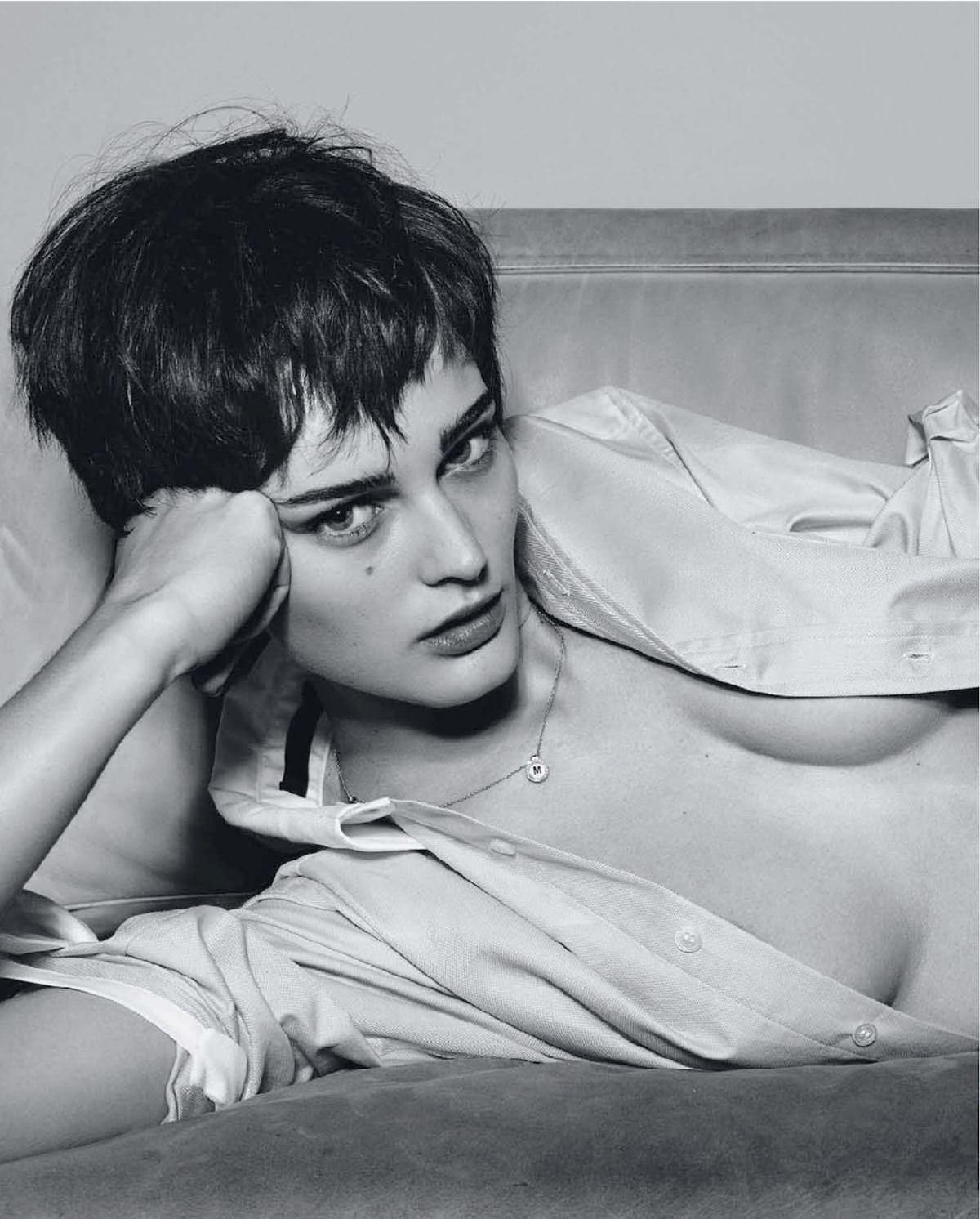 【外人】めっちゃ美しいシブイ・ナザレンコ(Sibui Nazarenko)ロシア人のセミヌードポルノ画像 2937