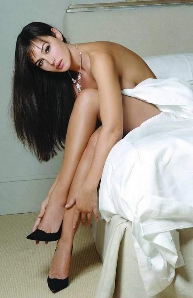 【外人】イタリア人女優モニカ・ベルッチ(Monica Bellucci)の大胆おっぱい露出ポルノ画像 3014