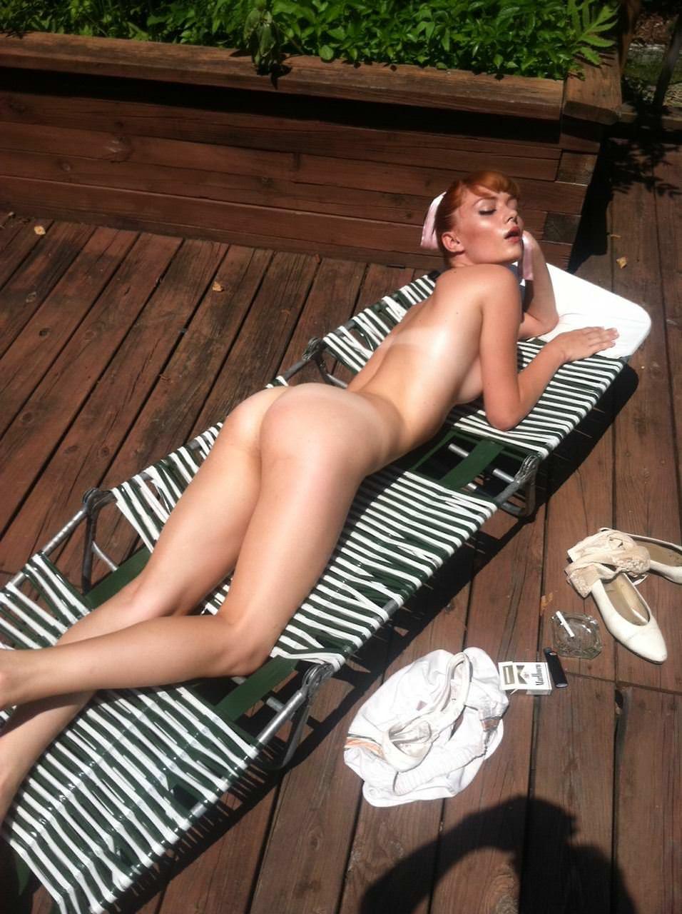 【外人】プロ写真家ジョナサン·レダーによって撮影されたノスタルジックなヌードポルノ画像 3026