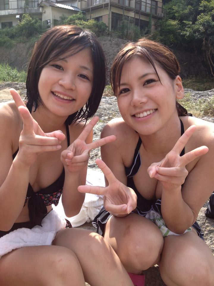 【外人】海外美少女たちのセクシービキニのポルノ画像 3054